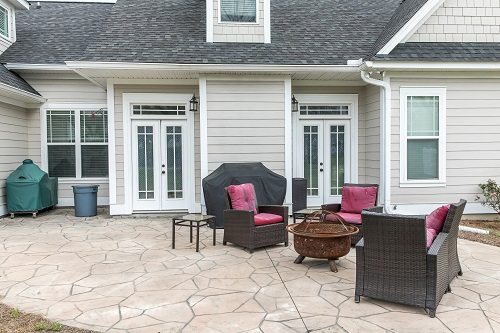backyard patio builder